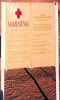 Please Don't Climb Uluru - A World Heritage Area
