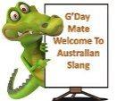 Aussie Slang Icon
