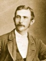 A Photo of Joe Byrne - Bushranger & Member of the Kelly Gang