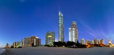 Q1 - Meaning Queensland 1 Australia's Tallest Building