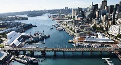 Sydney's Beautiful Darling Harbour