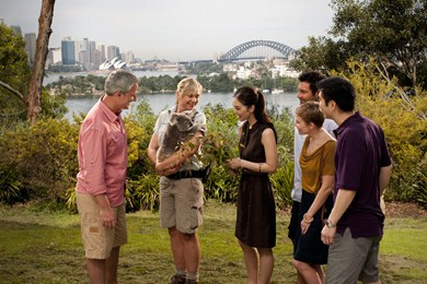 The Taronga Park Zoo - Sydney New South Wales