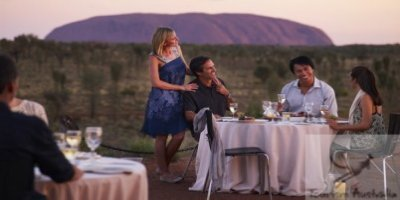 Dine In The Desert Under The Outback Skies