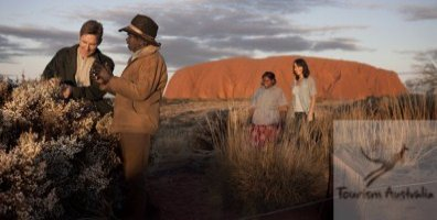 Take A Guided Tour Around The World Heritage Area Of Uluru-Kata Tjuta National Park