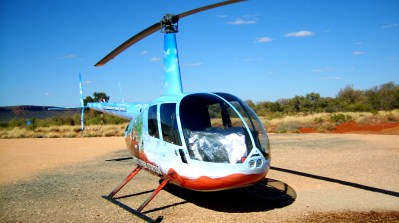 Take A Helicopter To See Uluru-Kat Tjuta National Park & Kings Canyon