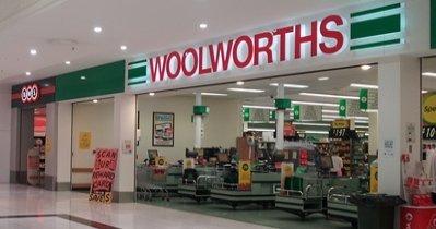 An Australian Woolworths Supermarket