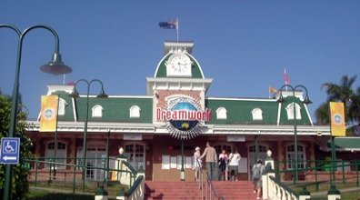 Entrance To Dreamworld
