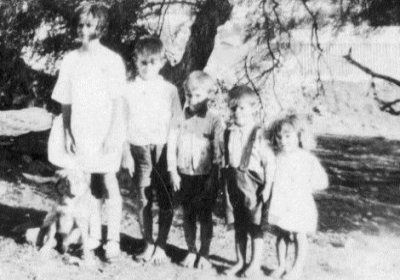The Bell Kids In The Bush