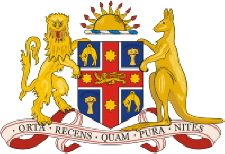 New South Wales Coat of Arms