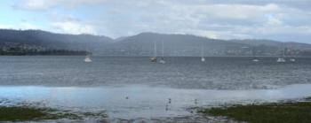 Tasmania Rain