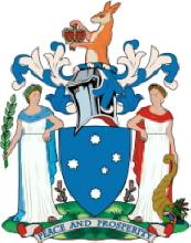Victoria Coat of Arms