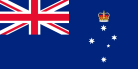 Victoria State Flag