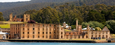 The Historic Port Arthur Penitentiary