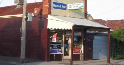 Australian Corner Shop
