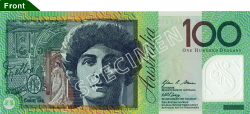 $100 Note - Dame Nellie Melba