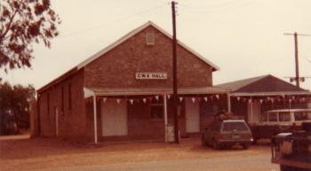 Tibooburra CWA Hall