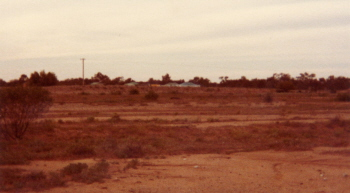 Outside Tibooburra