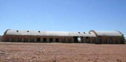 Cordillo Woolshed Australia's Largest Shearing Shed