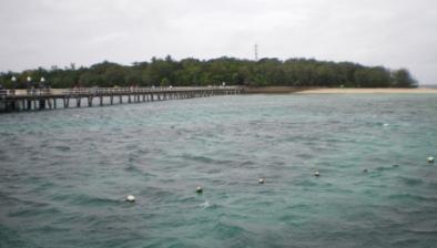 Green Island Great Barrier Reef Australia