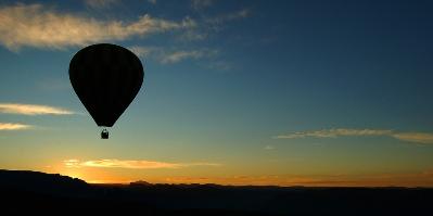 Experience Hot Air Ballooning