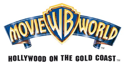 Warner Brothers Movie World Logo ©