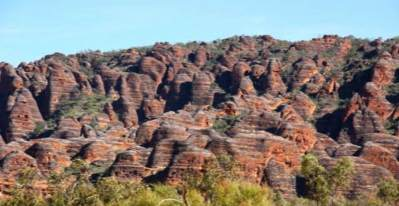 Visit The Bungle Bungles at Purnululu National Park