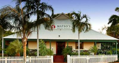 Matso's Brewery Broome Western Australia