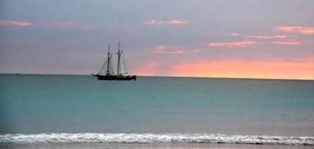 Pearl Lugger Broome Western Australia