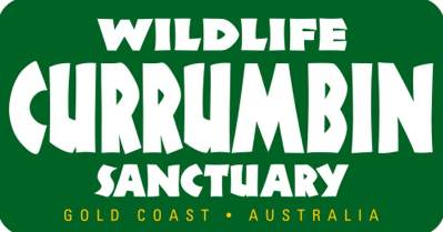 Currumbin Wildlife Sanctuary Logo -  Copyright © Currumbin Wildlife Sanctuary 2009