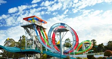 Wet'n'Wild Aqualoop - © 2007 Warner Village Theme Parks