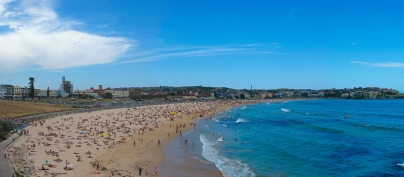Sydney's Iconic Bondi Beach - Sydney New South Wales