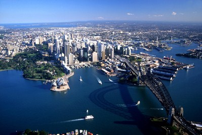 Sydney Harbour - Sydney New South Wales