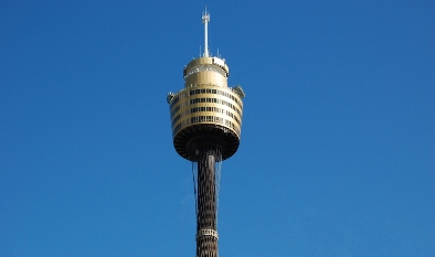 The Sydney Tower - Sydney's Tallest Building