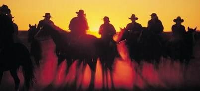 Australian Cattle Drive