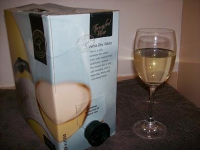 Wine Cask - Bag In A Box