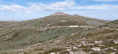 Mt Kosciuzko