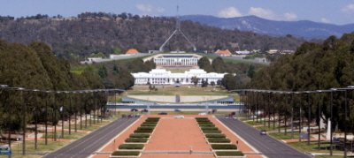 New Parliament House and Old Parliament House