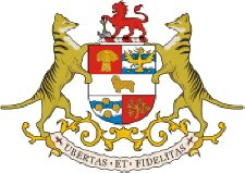 Tasmania Coat of Arms
