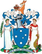 Victoria Coat of Arms