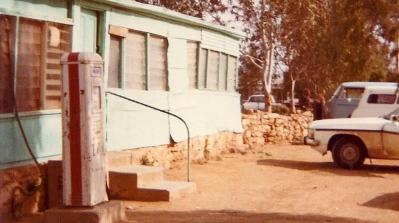 Tibooburra New South Wales Garage
