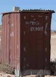 Outback Dunny