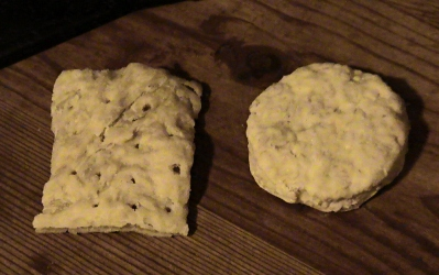 Hardtack Biscuits