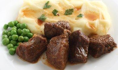 Australian Food - Meat & 2 Veg