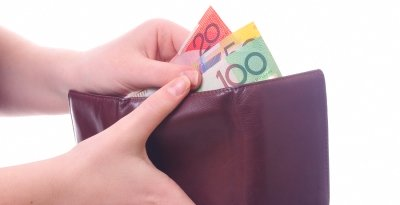 The Cost of Food in Australia - A Wallet Containg Australian Money