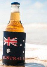 Stubby Beer Bottle