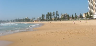 Manly Beach Sydney New South Wales