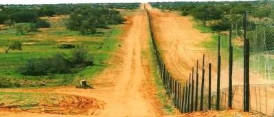 The Dingo Fence Australia