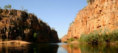 Nitmiluk (Katherine Gorge) In The Northern Territory