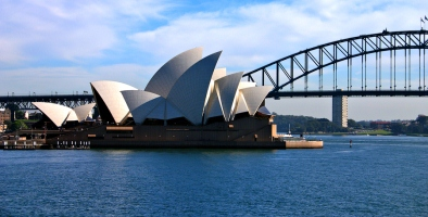 Sydney Opera House - Sydney New South Wales