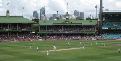 The Sydney Cricket Ground New South Wales